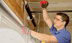 garage door spring repair Kirkland